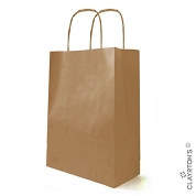 SAC KRAFT NATUREL 23 X 30CM (X 50)