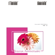 CARTES TENDRESSE DOUBLE