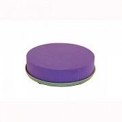 COUSSIN 28 ROND EYCHENNE VIOLET MOUILLABLE