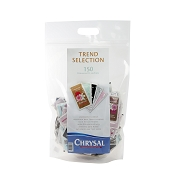 SAC CHRYSAL SACHET TREND SELECTION 1L X 150