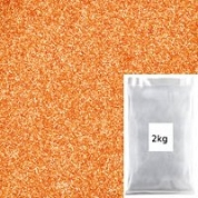 SABLE ORANGE 0.5MM 2KG