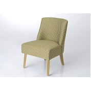 FAUTEUIL MOUTARDE OTTO