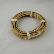 RATTAN THIN COIL NATUREL 250GRS