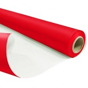 BOBINE KRAFT IMPERMEABLE ROUGE 0.80 X 25M