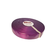 RUBAN SATIN VIOLET 20MM X 50M