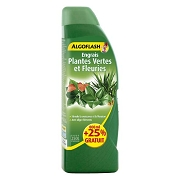 ALGOFLASH PLANTES VERTES ET FLEURIES 800ML