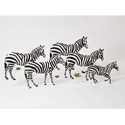 APPLIQUE MURALE ZEBRE