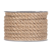 CORDON JUTE 12MM X 6M