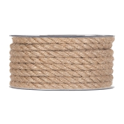 CORDON JUTE 8MM X 9.5M